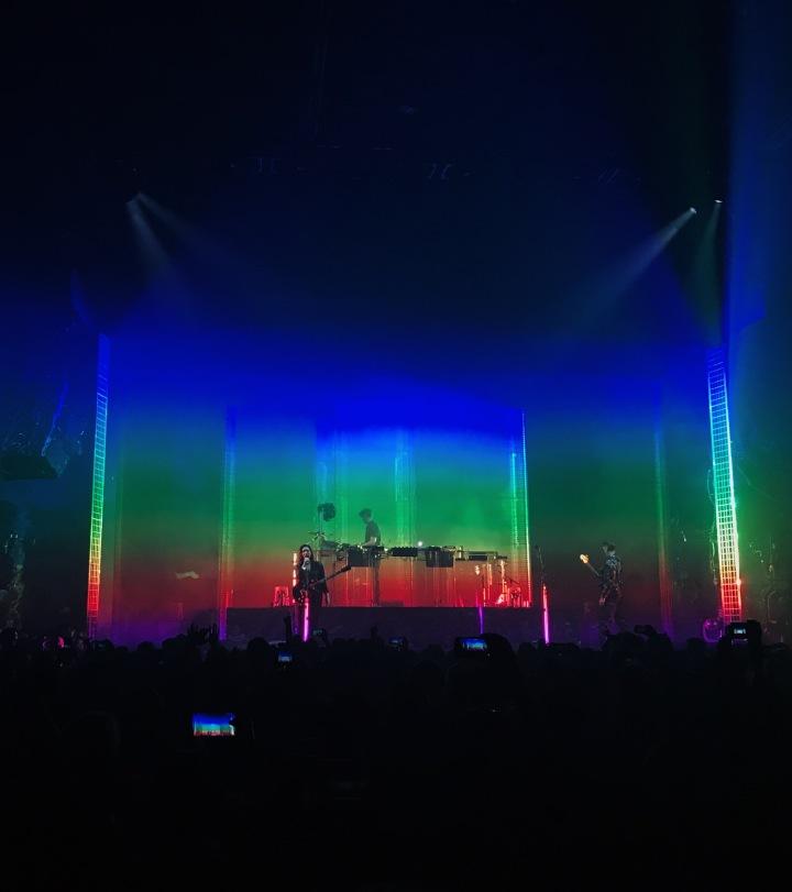 The XX Concert