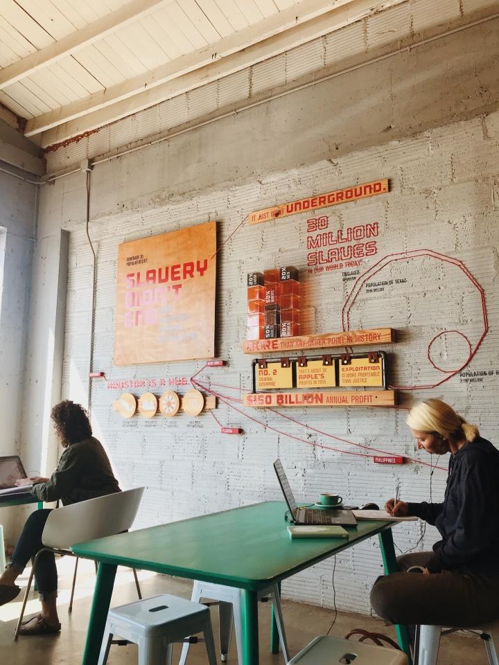 5 Socially Conscious Coffee Shops inHouston